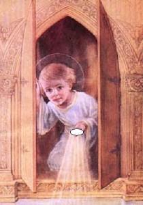 Jesus-Tabernakel-Bild