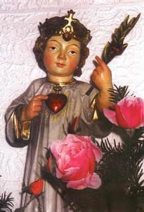 Jesuskind-Herz-Bild