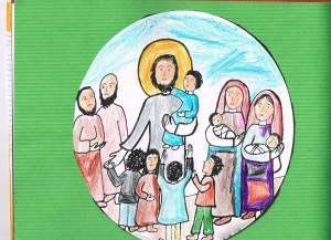 Jesus-und-die-Kinder