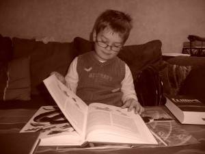Kind-Buch